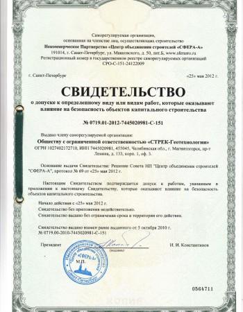 Св-во СФЕРА -А 1
